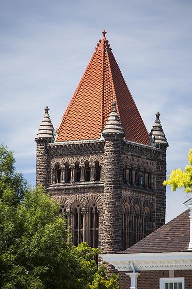 Altgeld Hall bell tower