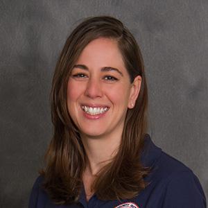 Crisis Outreach Coord. Megan Cambron