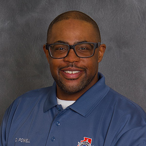 Director of Community Development and Engagement Dementro Powell