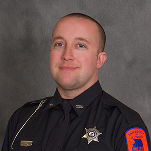 Officer Matthew Seaver